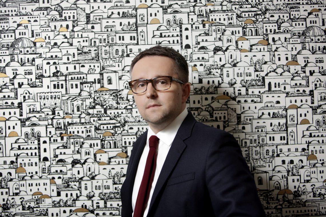 David Rusňák a jeho DRFG