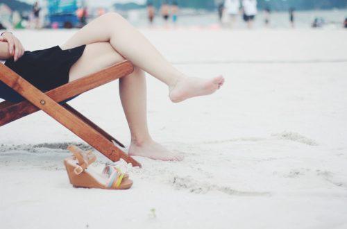 Co pomáhá na oteklé nohy?