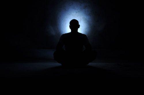 meditační pyramida