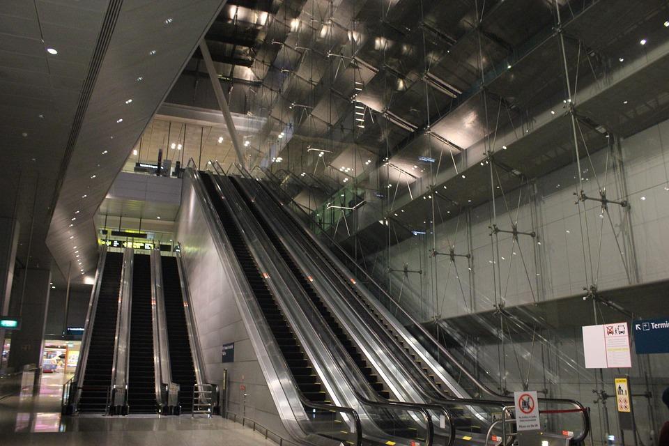 V Singapuru bude letiště s vnitřním vodopádem