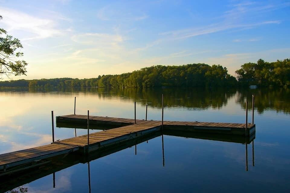 Nejkrásnější jezera v Evropě