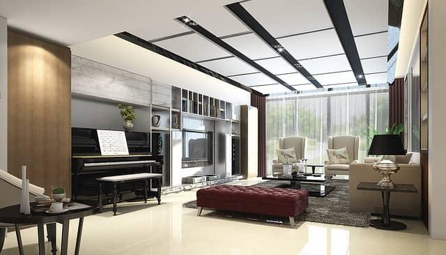 Jaký design interiéru je ideální pro muže