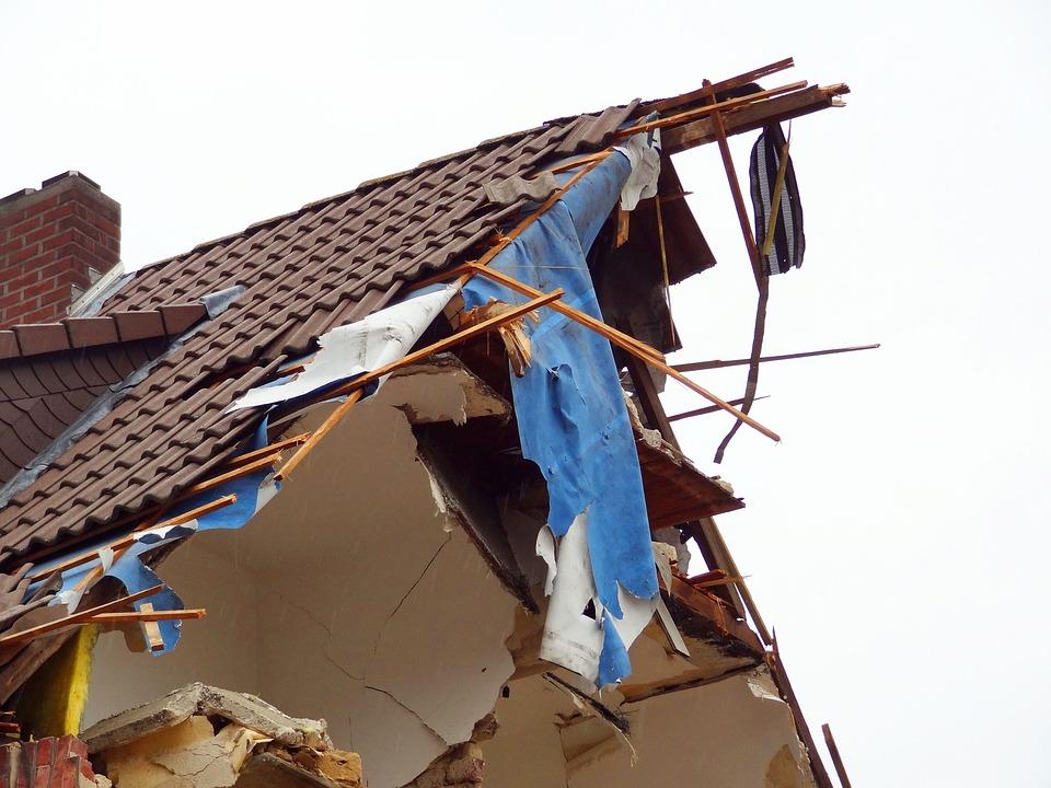 Co všechno obnáší demolice domu?
