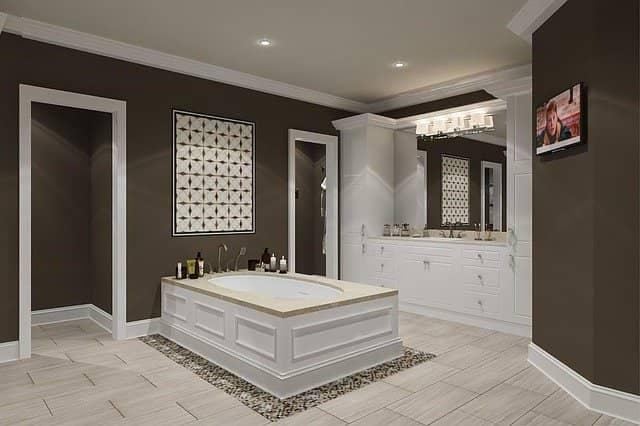 Dnešní moderní koupelny mohou vypadat všelijak